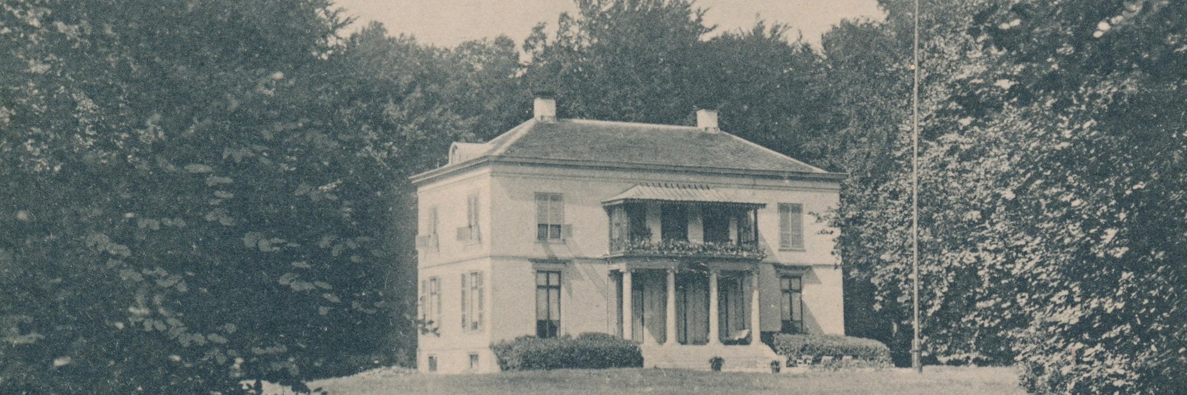 Historie Landgoed Pijnenburg