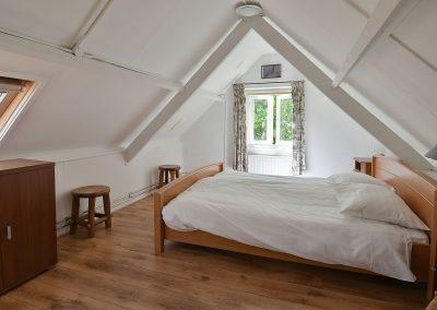 De Beuk bedroom
