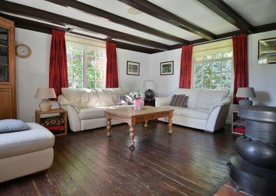 De Beuk living room