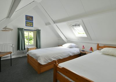 De Eik bedroom