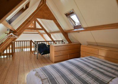 De Lariks slaapkamer