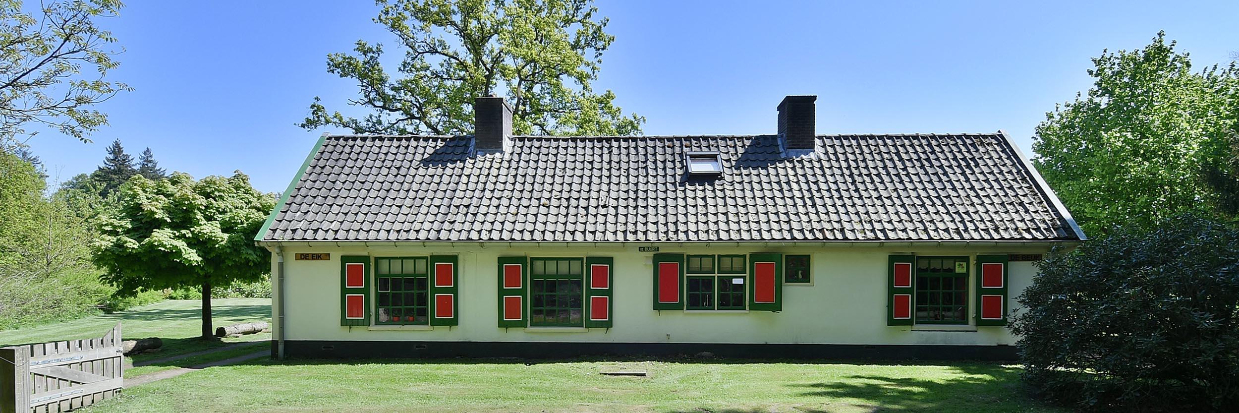 Vakantiehuis De Eik