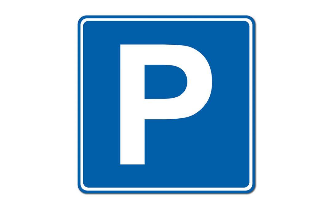 Parkeerterrein beschikbaar